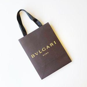 Handbags - ❤️ BVLGARI BULGARI SHOPPING GIFT BAG SMALL